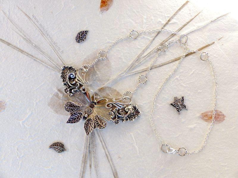 [Bijoux] Le papillon baroque
