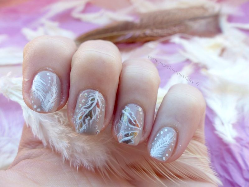 Nailstorming : Feather Power