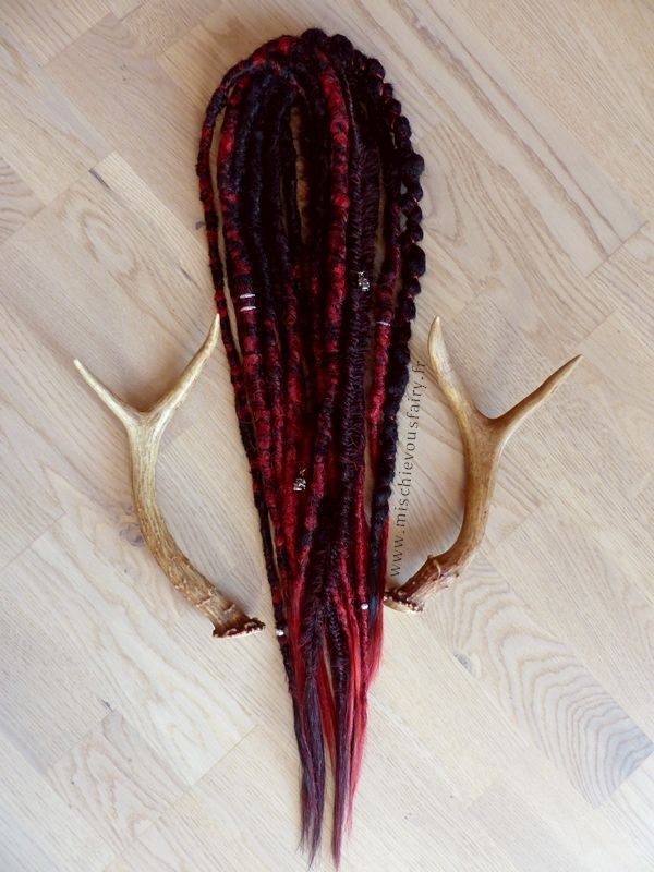 Bloody dreads