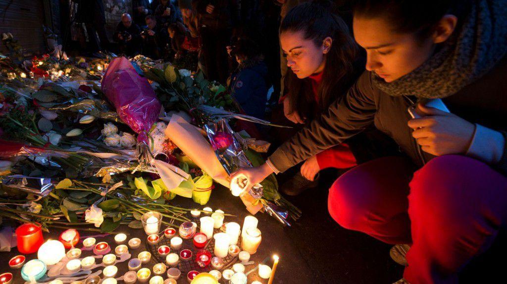Parole Nationale de la JOC de France après les attentats du 13 novembre...