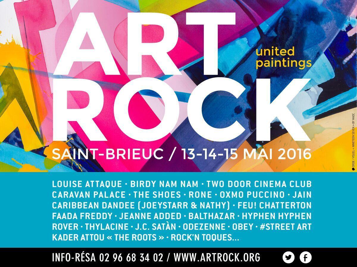 Art Rock 2016 #1