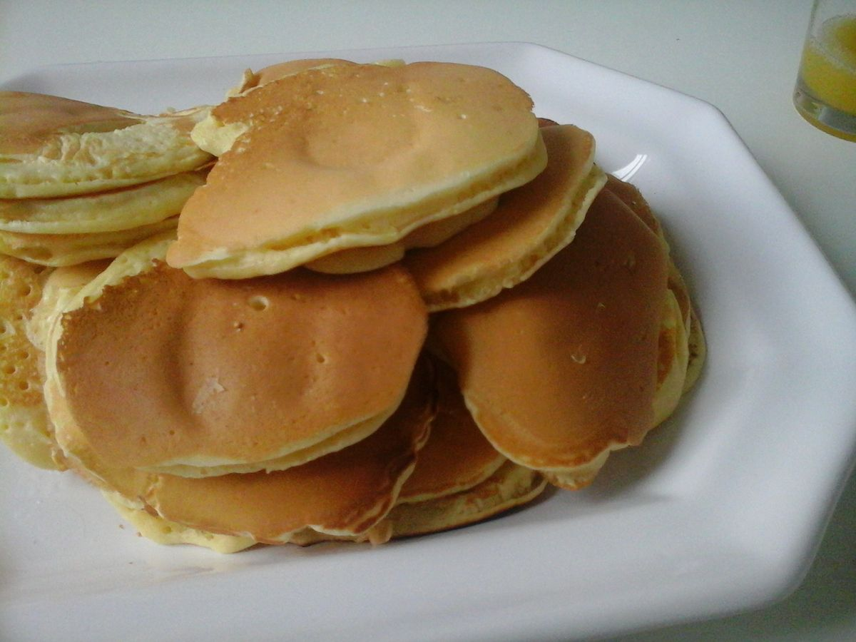 Pancakes du week-end