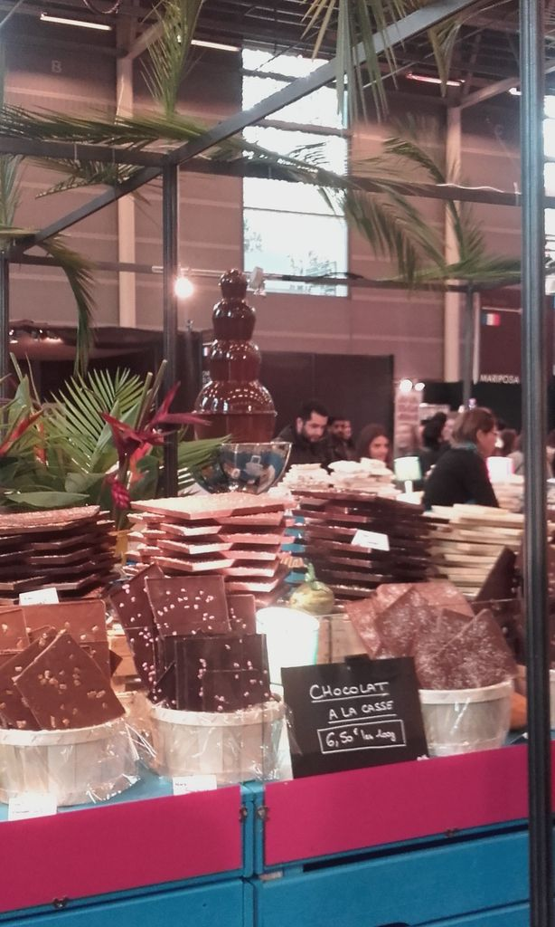 Salon du Choooocolat