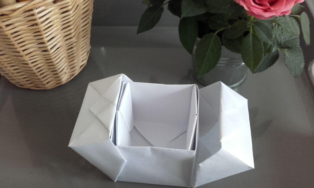 Origami La Ruche A Idees