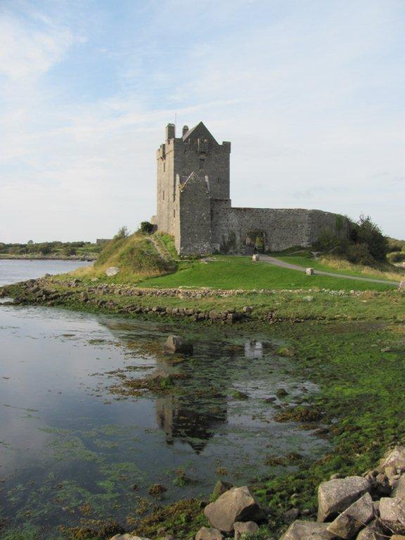 Irlande... Kinvara