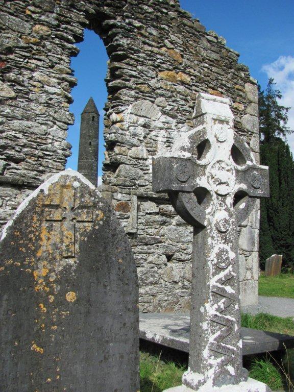 Irlande... Glendalough