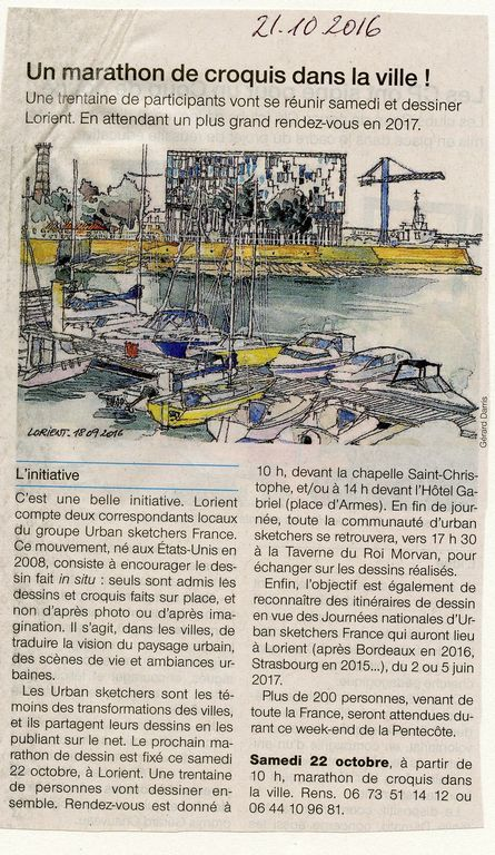 Article de Ouest-France