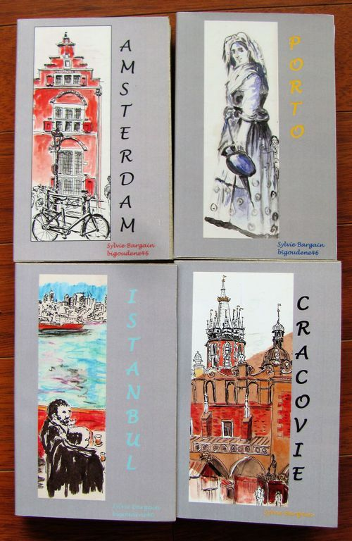 Krakow... Cracovie... le carnet
