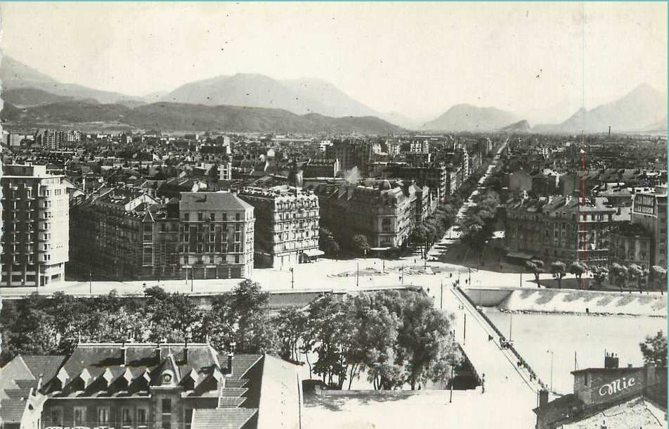 Centre historique (4/5) : La nouvelle ville ou nouveau centre