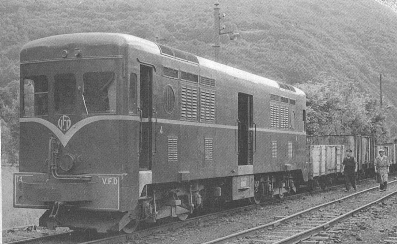 Ligne VFD  Jarrie - Oisans via Vizille