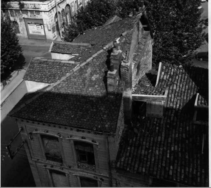 Quartier de la Mutualité - ancien faubourg Très-Cloitre