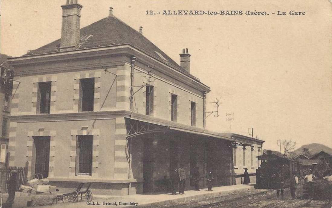 Gare d'Allevard (3)
