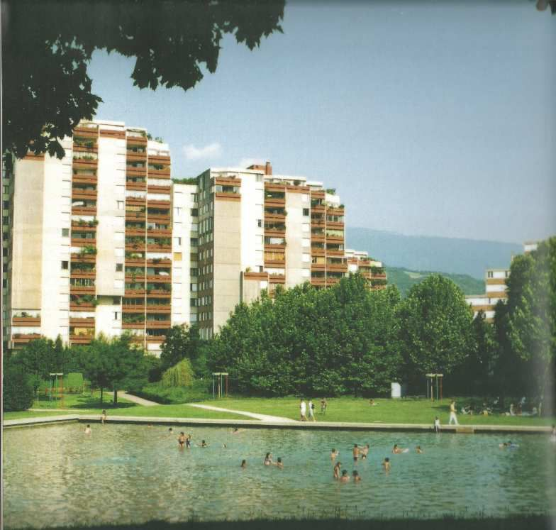 plan appartement villeneuve grenoble