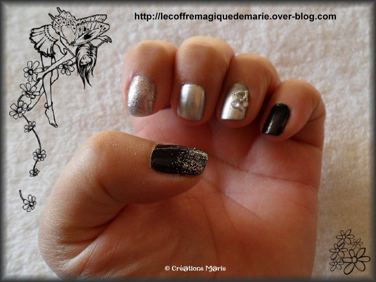 Nail Art (Noël 2016)