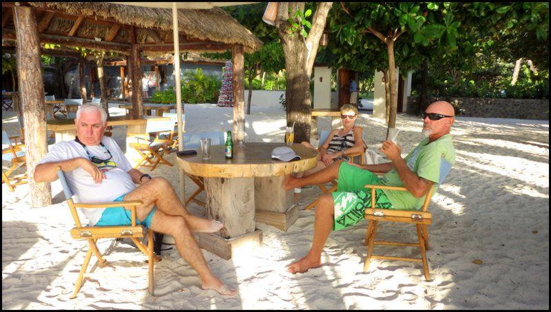 Noël et jour de l'an aux Grenadines !!