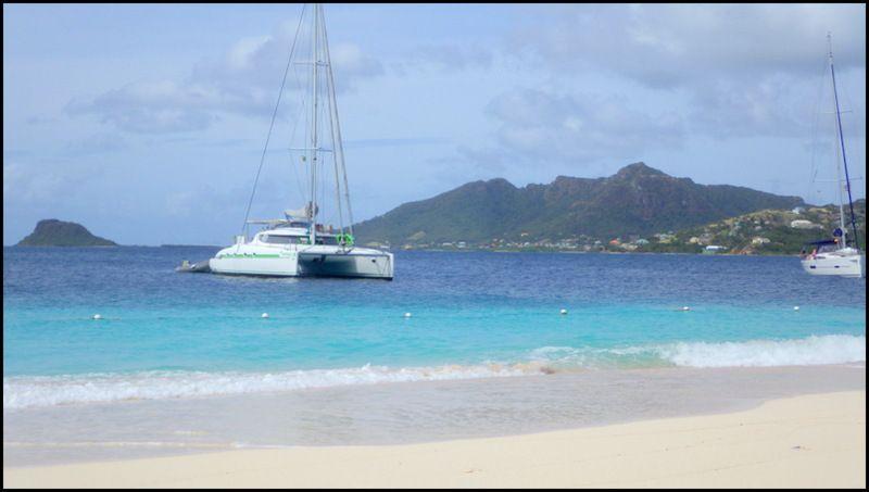 Nouvel équipage sur Bayalé pour les Grenadines !