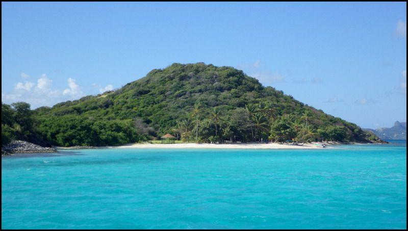 Des Québécois dans les Grenadines !