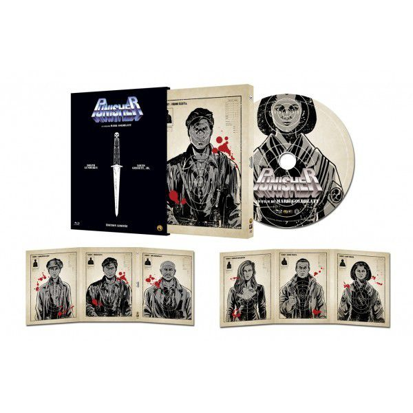 Punisher - Le Blu-ray collector