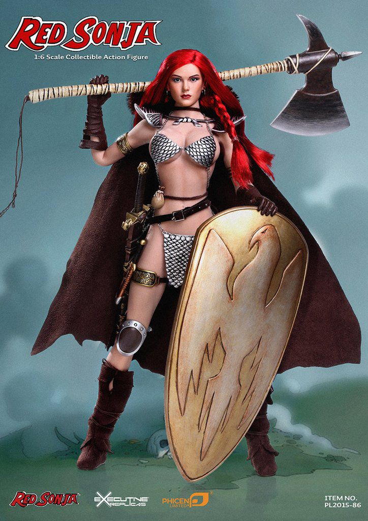 Red Sonja - La figurine Executive Replicas