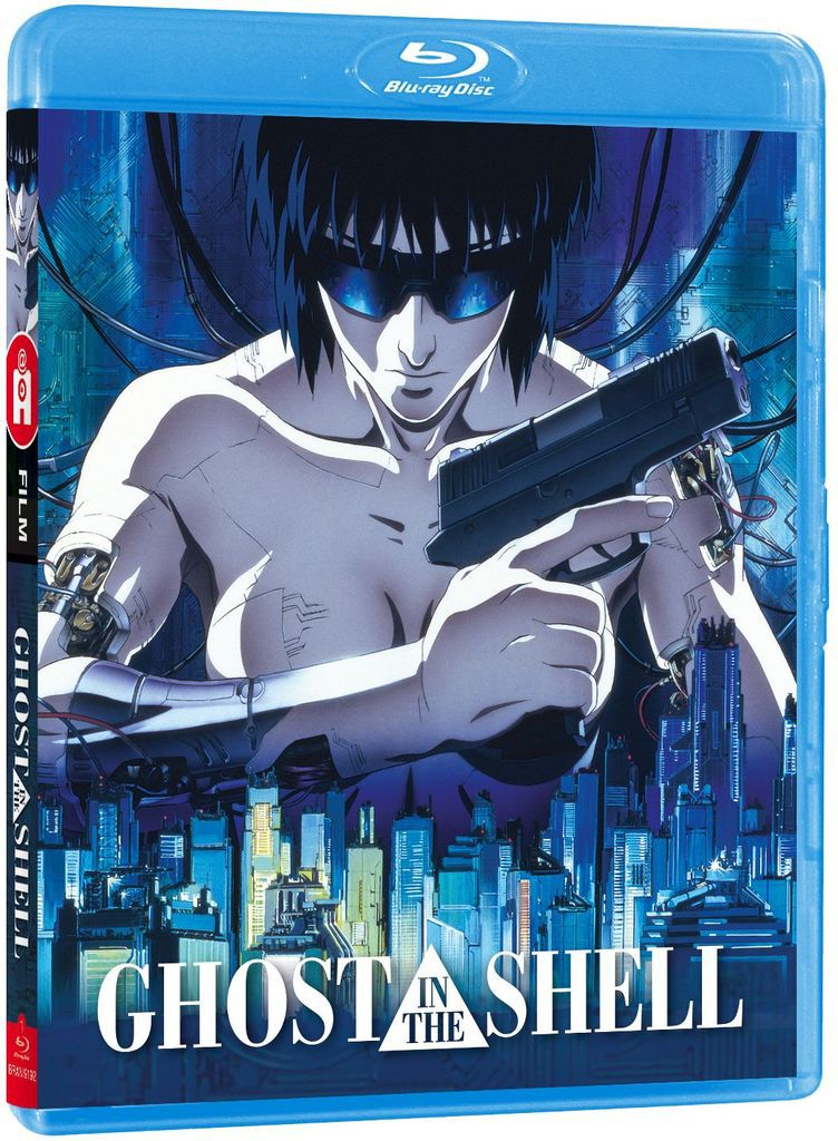 Ghost in the Shell revient en DVD/Blu-ray