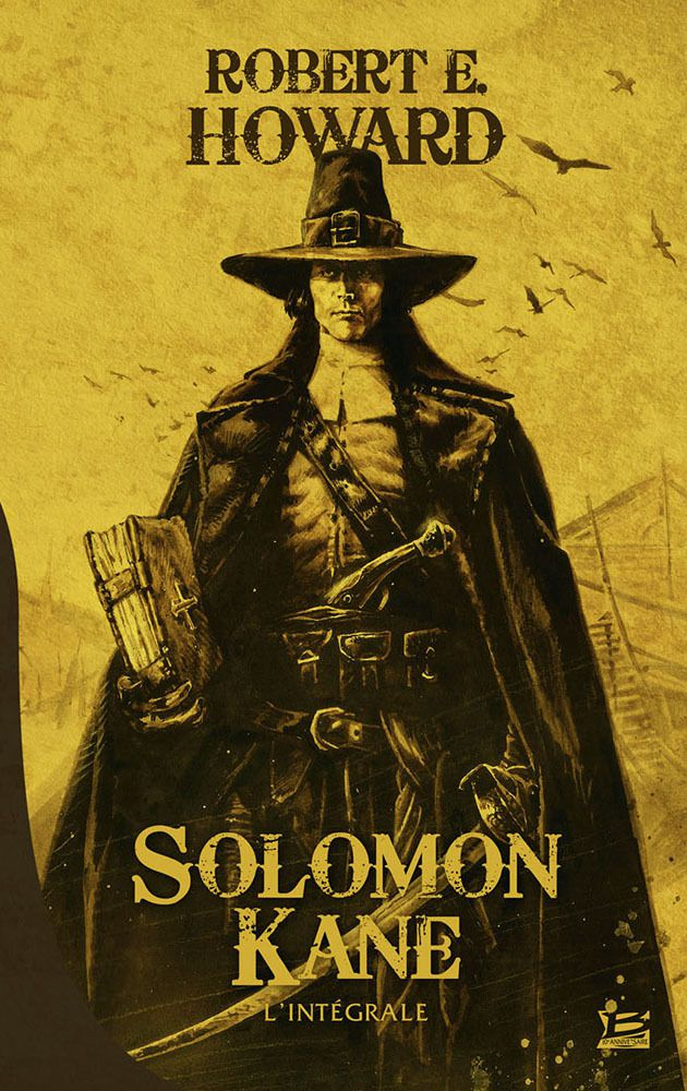 Solomon Kane de retour chez Bragelonne