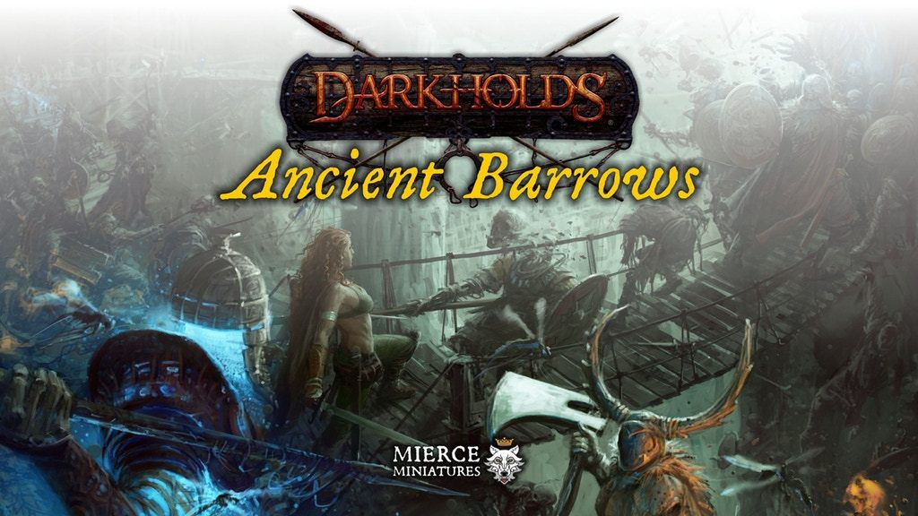 Darkholds - Ancient Barrows