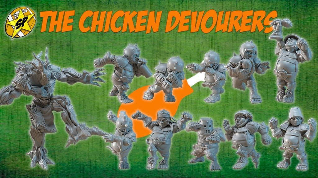 The Chicken Devourers