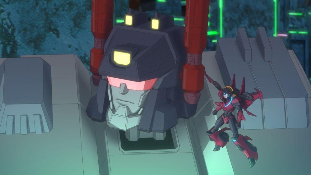 Transformers - Titans Return !