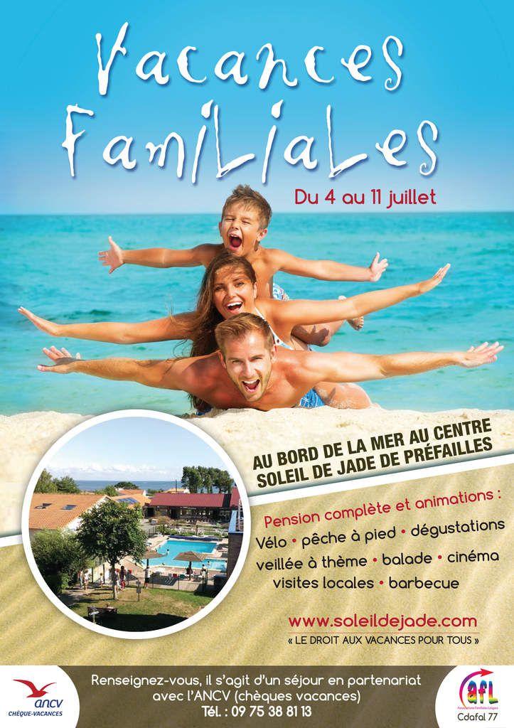 Des vacances familiales en juillet 2015