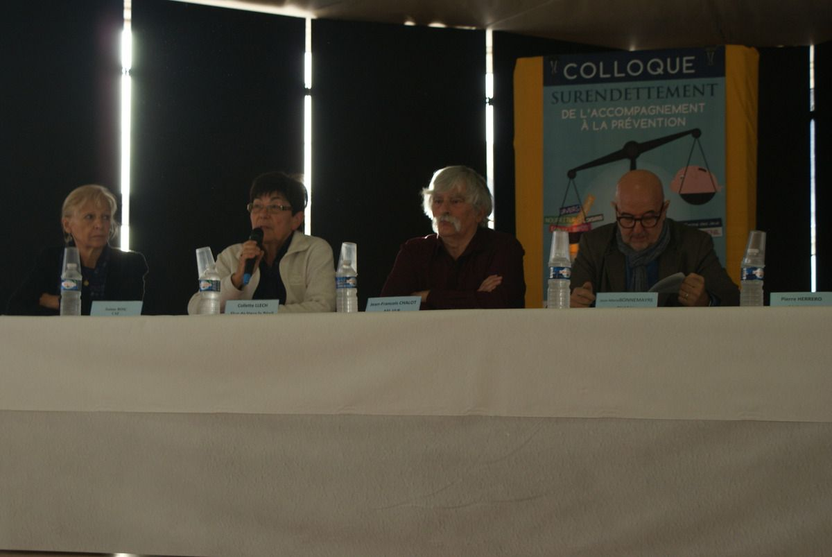 Intervention en ouverture du colloque sur le surendettement 14/11/15