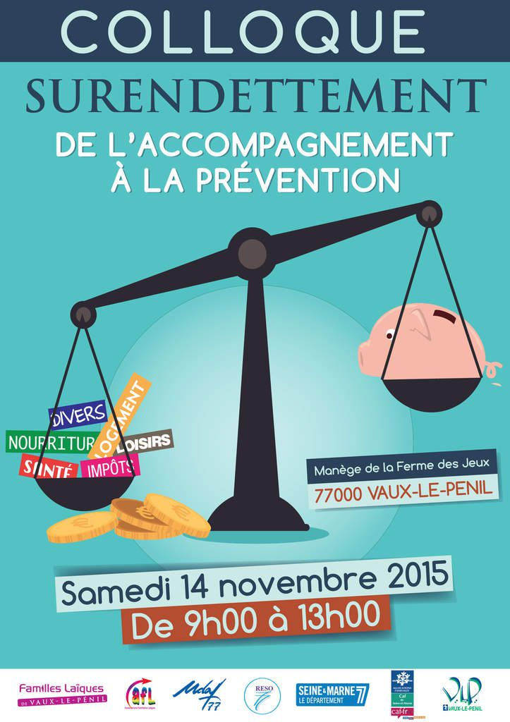 "L'introduction du colloque ""faire face au surendettement"""