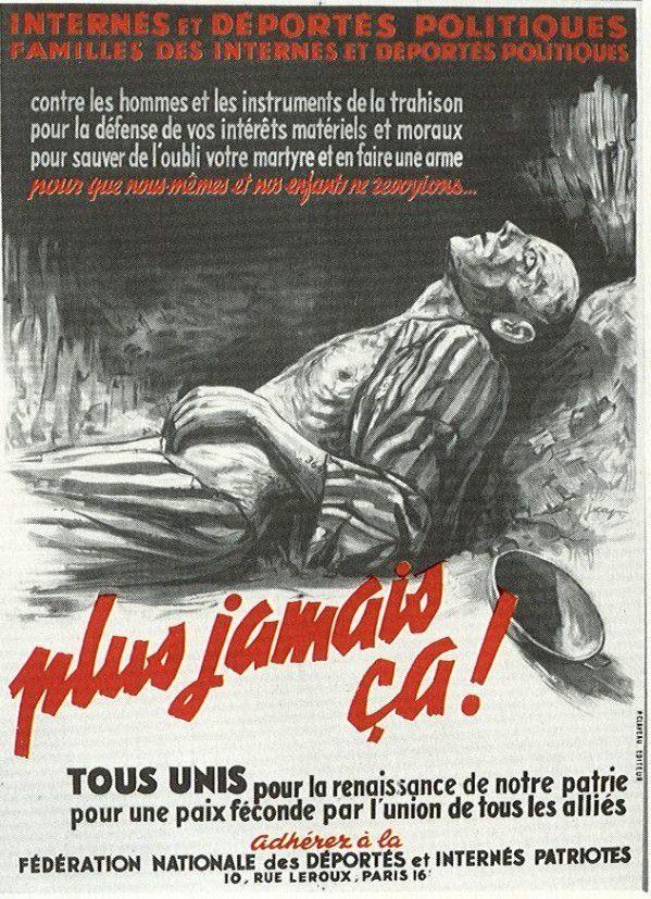 Journée nationale du souvenir des victimes et des héros de la déportation à Vaux-le-Pénil