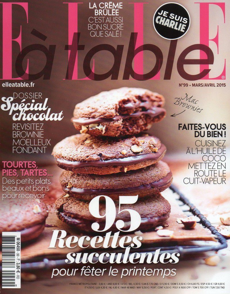 Elle à table n°99