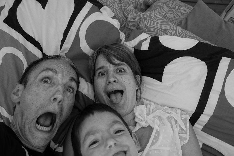 Papa, Maman et moi !
