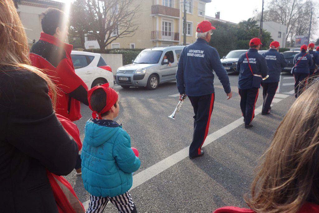 Le carnaval de Caudéran