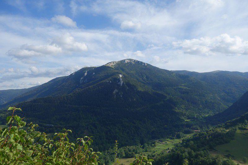 L'Ariège ou le pays des châteaux cathares ! Hauts ....très hauts !