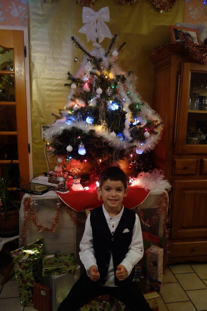 Le réveillon de Noël chez Mamie Tiane
