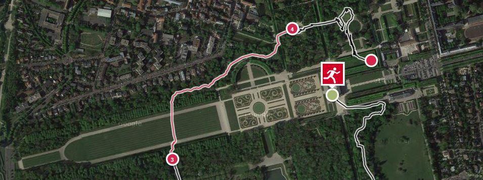 Parcours Endura (3 à 4)