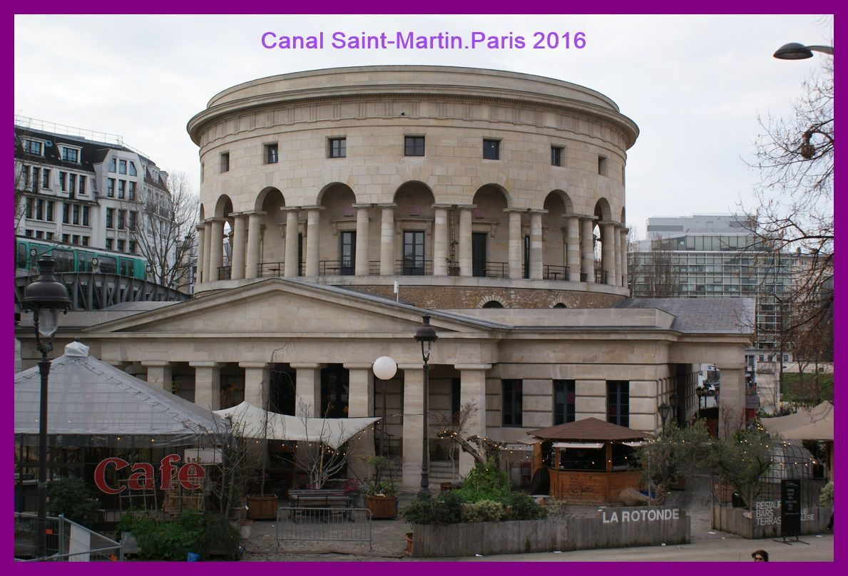 promenade le long du canal saint martin paris 2016 le plaisir de courir courir pour vivre de. Black Bedroom Furniture Sets. Home Design Ideas
