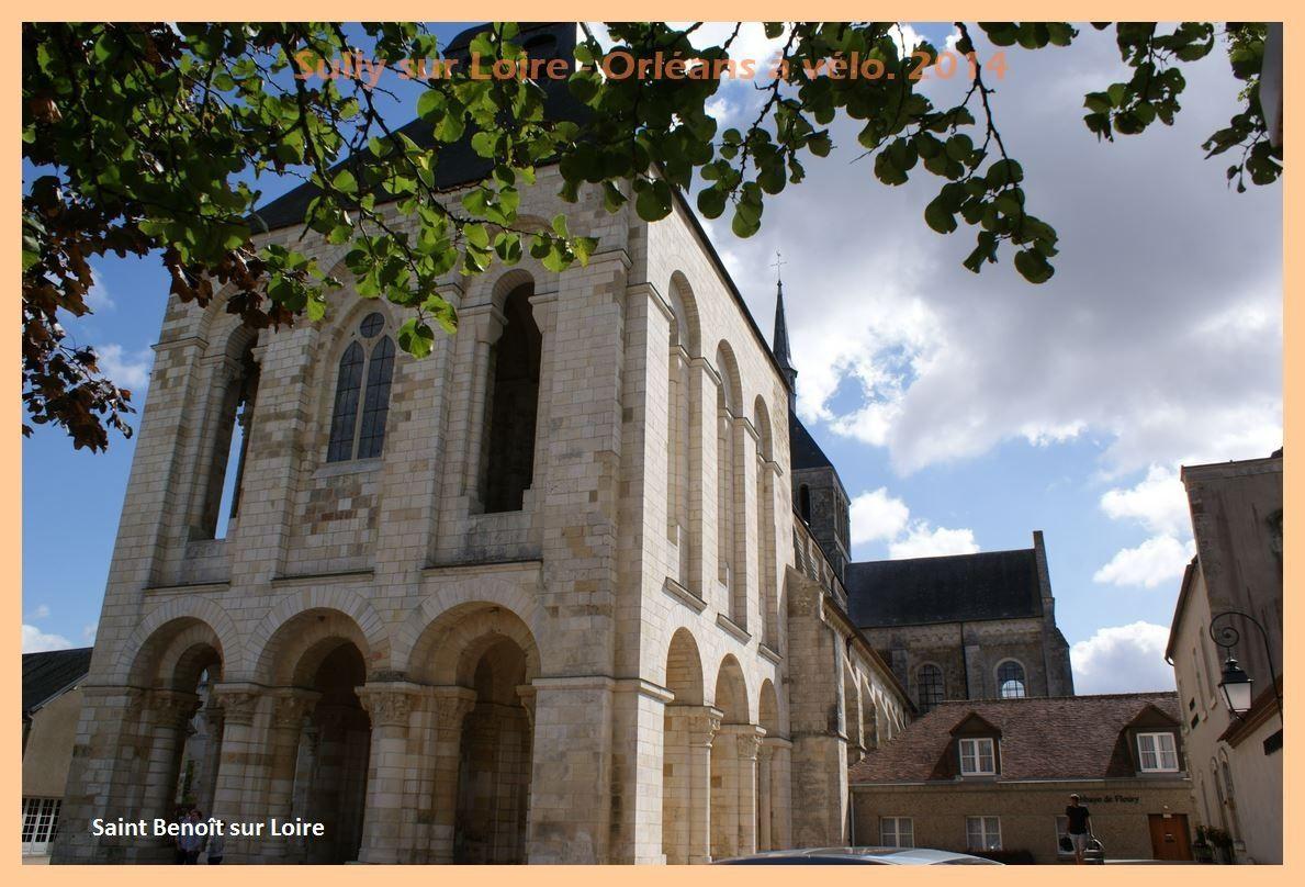 Abbaye de Saint-Benoît sur Loire