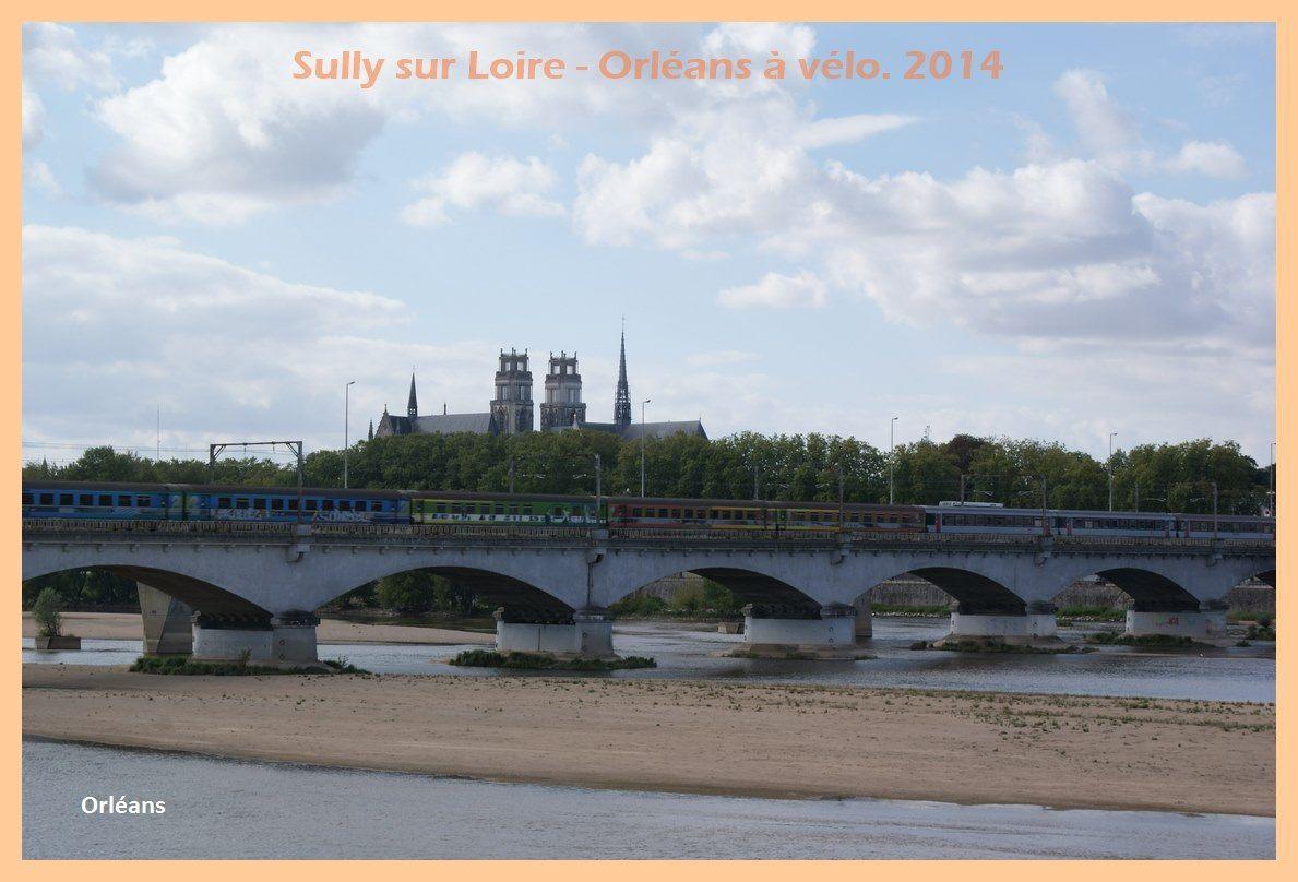 Orléans. Cathédrale Sainte-Croix