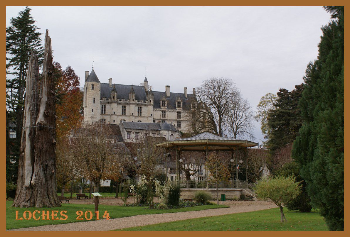 Cité Royale de Loches 2014.