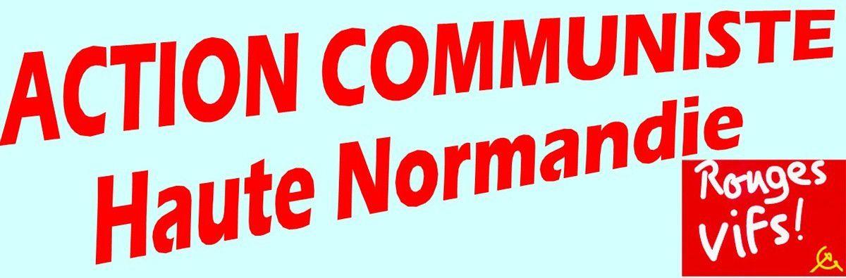 Régionales : Déclaration d'Action Communiste