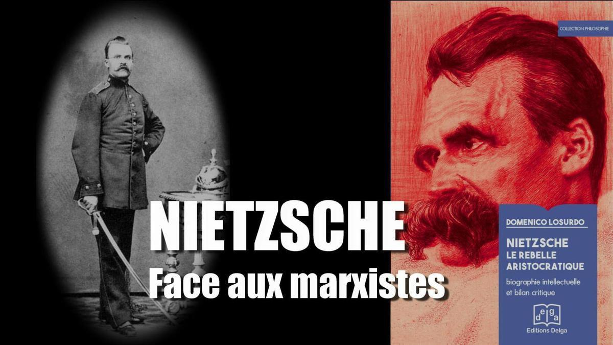 Domenico Losurdo : Nietzsche dévoilé