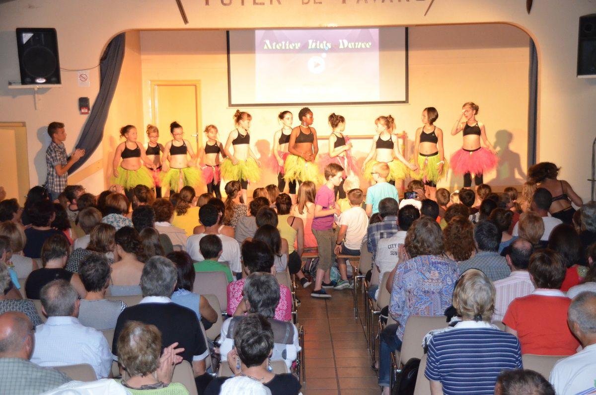 Danses et théâtre font le show