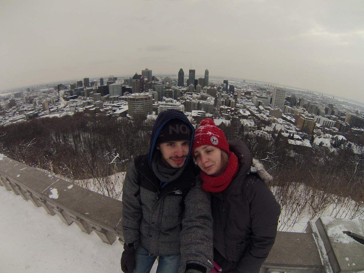 Promenade sur le Mont-Royal