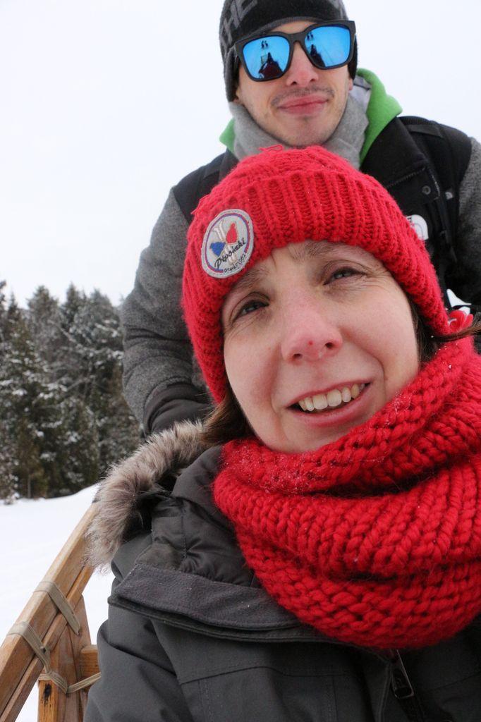 WE à l'auberge du lac Morency, 30 et 31 janvier 2016