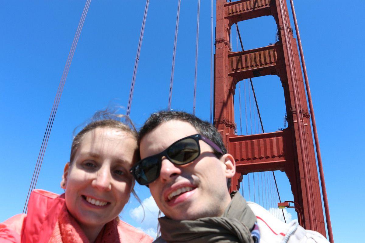 Road trip ouest américain, San Francisco, samedi 10 juin 2017