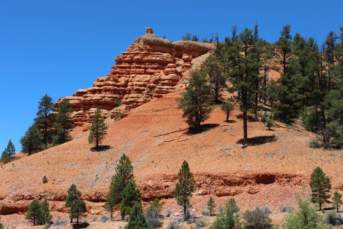 Road trip ouest américain, Lake Powell et antelope canyon, mercredi 14 juin 2017