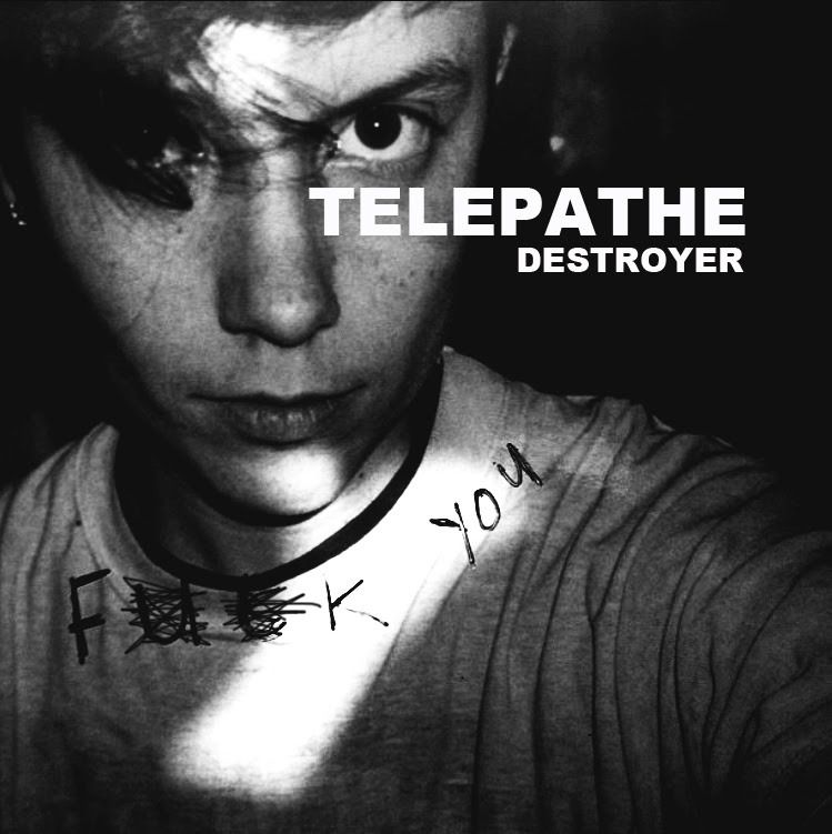 TELEPATHE - DROWN AROUND ME